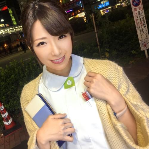 MGS動画:『マジ軟派、初撮。 756 in 五反田 チームN』あやの(加藤あやの) 32歳 看護師 200GANA-1244