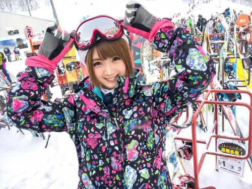 MGS動画:ナンパTV『スノボナンパ 02 in 新潟』 まや 22歳(川村まや) インフォメーションセンターの受付嬢 200GANA-1281 01