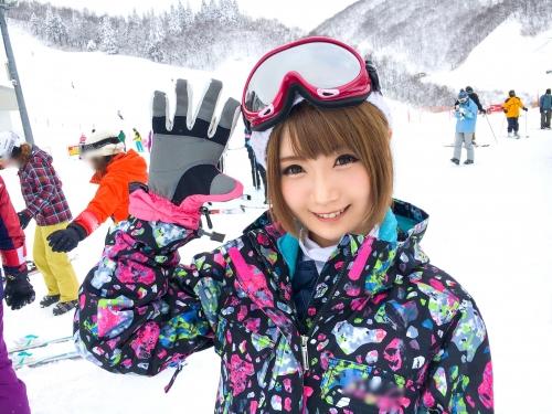 MGS動画:ナンパTV『スノボナンパ 02 in 新潟』 まや 22歳(川村まや) インフォメーションセンターの受付嬢 200GANA-1281 02