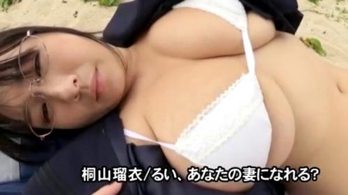 桐山瑠衣/るい、あなたの妻になれる? 20