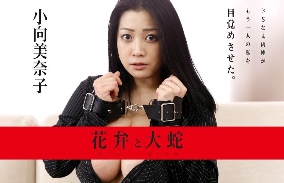 小向美奈子 『花弁と大蛇』 無修正アダルト動画 カリビアンコム