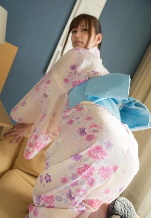 紺野ひかる 浴衣 05