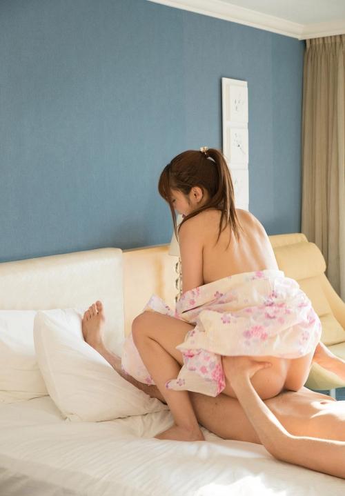 紺野ひかる 浴衣 54