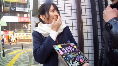 MGS動画:ナンパTV『コスプレカフェナンパ 17 in 溝の口』 みのり 21歳(小谷みのり) コスプレカフェ店員 200GANA-1273 04