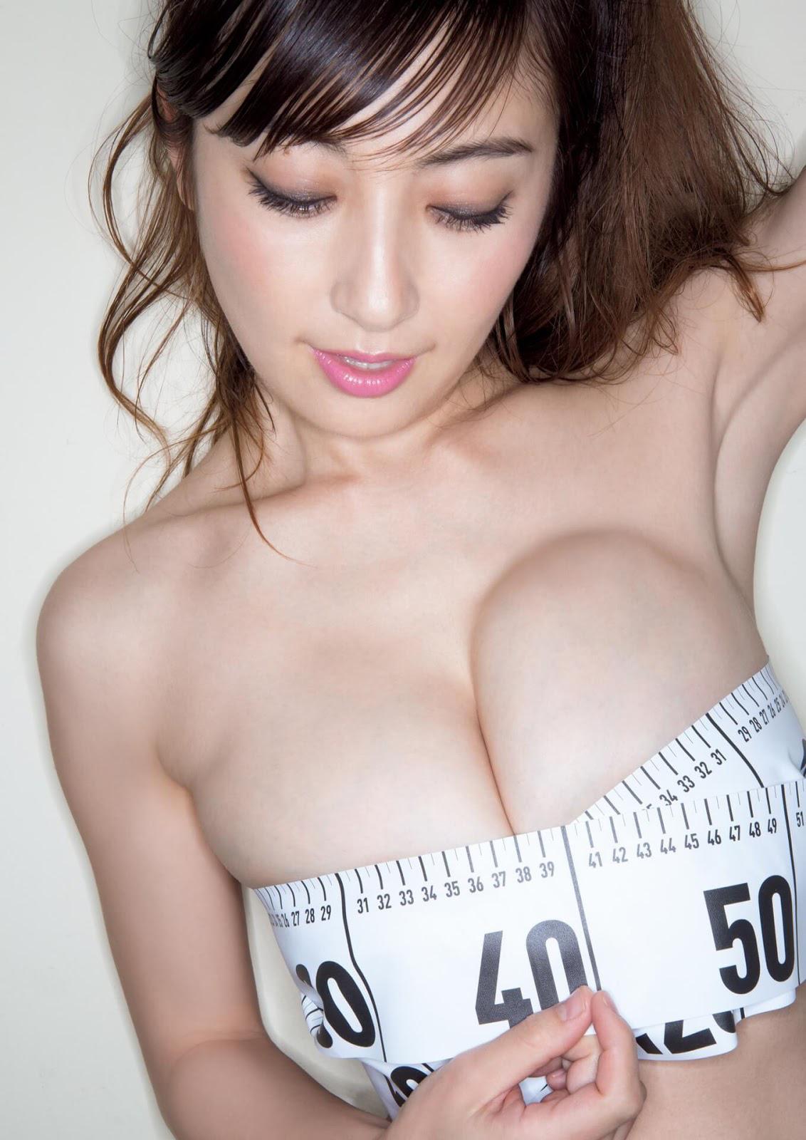 熊田曜子 Jカップ