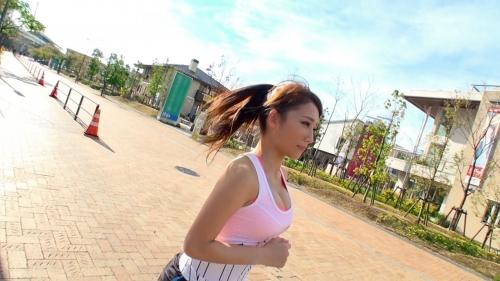 MGS動画: ナンパTV 『ジョギングナンパ 04 in お台場』 まお 22歳(倉多まお) アナウンススクール専門学生 200GANA-1252 03