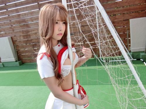 三上悠亜 Hなチアガール 06