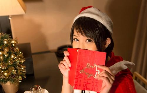 湊莉久 サンタコスプレ S-Cute 03