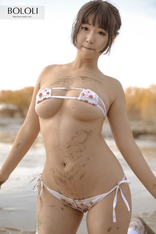 蜜柚 着エロ コスプレイヤー 04