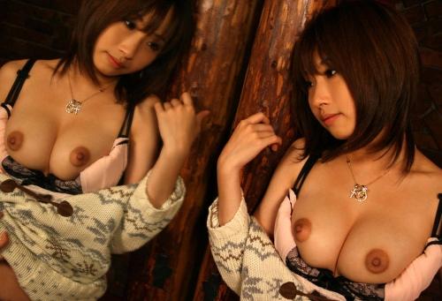 鏡 ヌード 20