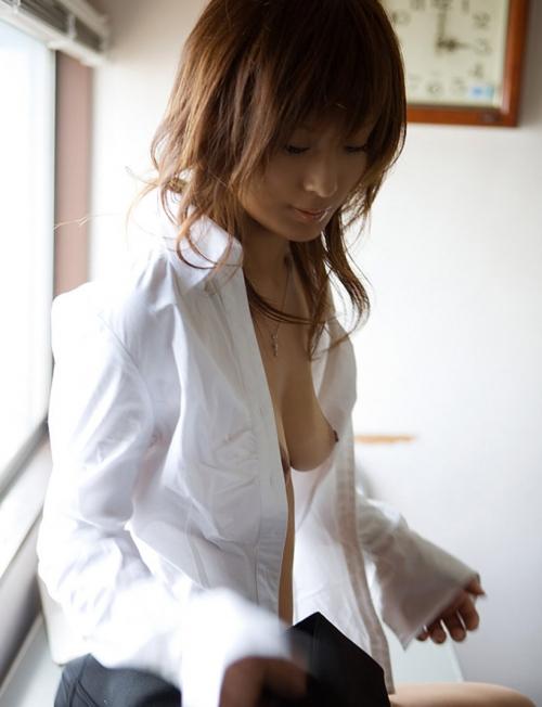 裸Yシャツ 18