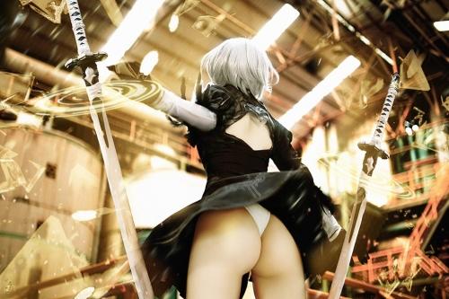 NieR:Automata 2B cosplay 27