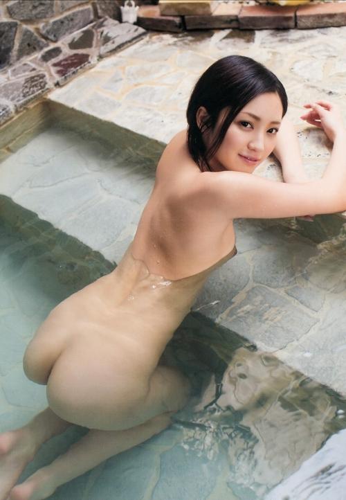 温泉 おっぱい エロ画像まとめ 08