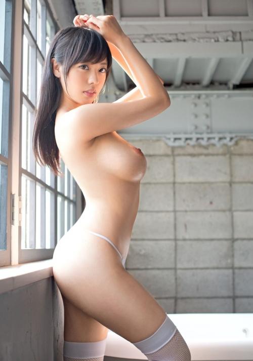 AV女優 美乳おっぱい 02