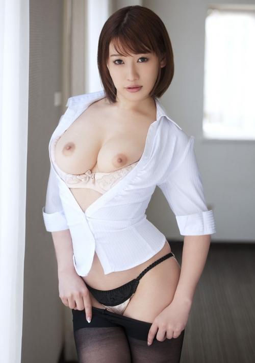 AV女優 美乳おっぱい 36