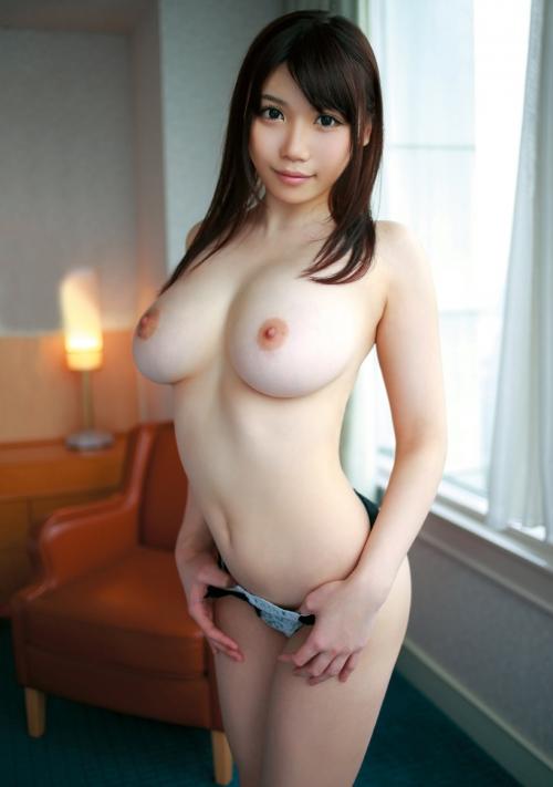 癒しのおっぱい エロ画像 45