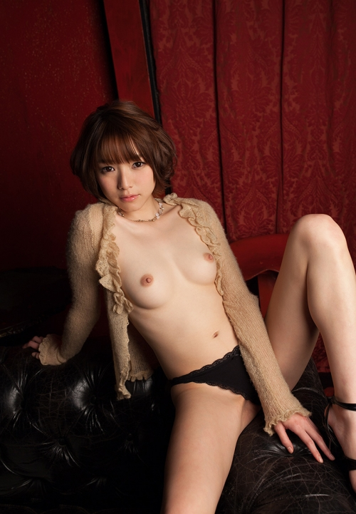 AV女優 美乳おっぱい 12
