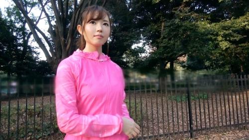 MGS動画:ナンパTV『ジョギングナンパ 07』のぞみ(堺希美) 22歳 ネイリスト 200GANA-1250 02