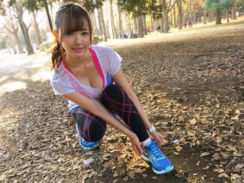 MGS動画:ナンパTV『ジョギングナンパ 07』のぞみ(堺希美) 22歳 ネイリスト 200GANA-1250 06