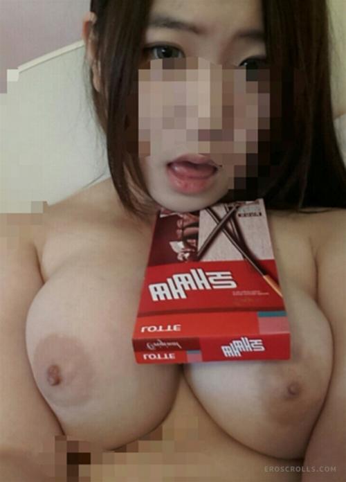 おっぱい 自撮り 中国・韓国 15