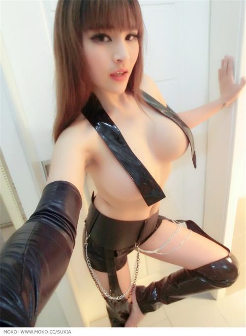 おっぱい 自撮り 中国・韓国 26