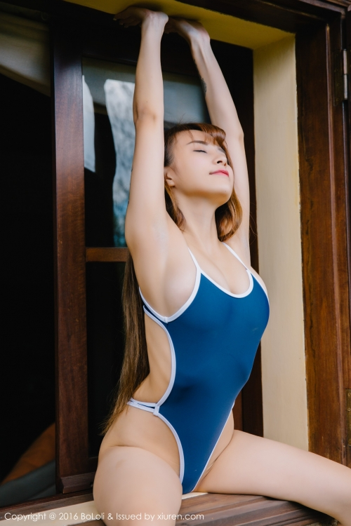 中国 Xiuren グラビア 15