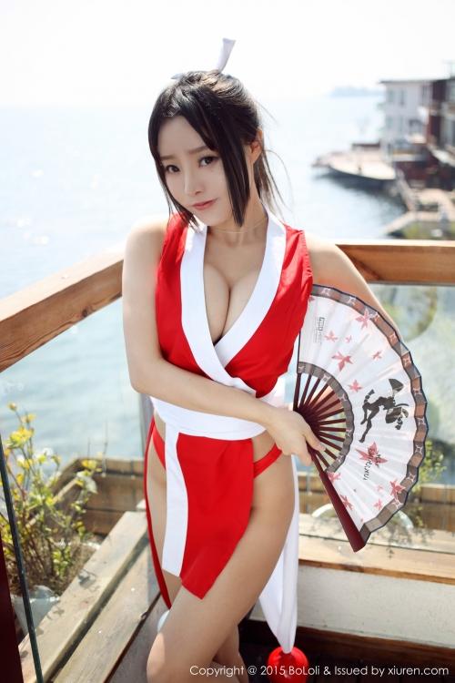 中国 Xiuren グラビア 33