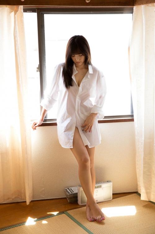 裸Yシャツ 篠崎愛 31