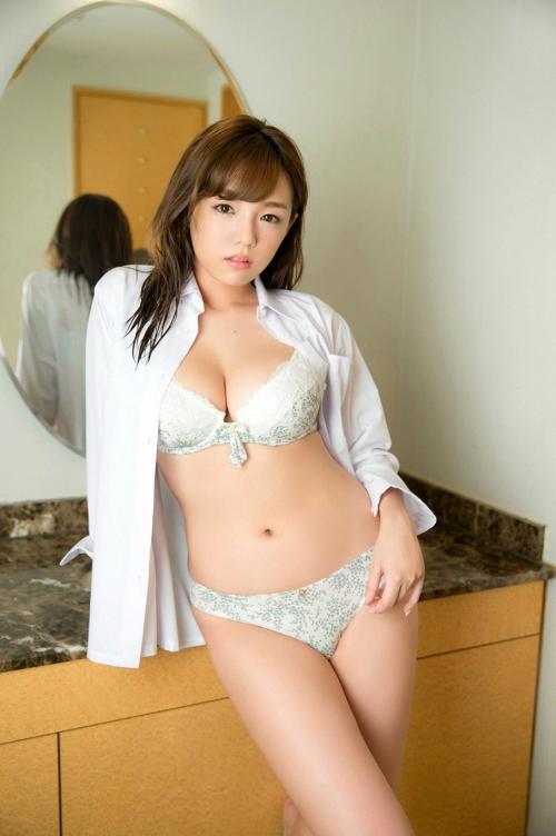裸Yシャツ 篠崎愛 53