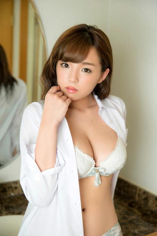 裸Yシャツ 篠崎愛 54