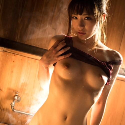 鈴村あいり お風呂