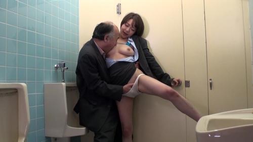 トイレでセックス 24