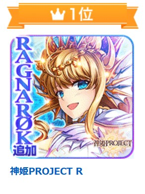 神姫PROJECT R オンラインゲーム