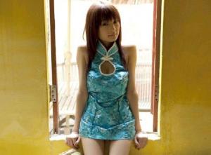 チャイナ服のエロ画像part3