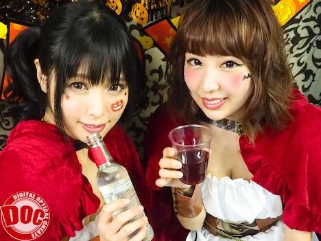 ハロウィンナンパ2016in渋谷 ~浮かれたシロウト娘大収穫祭~ 新村あかり 他