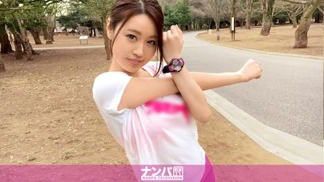 【ナンパTV】ジョギングナンパ 09 れいか 30歳 秘書 1