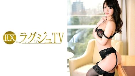 【ラグジュTV】ラグジュTV 647 はな 27歳 ビューティーコンサルタント 1
