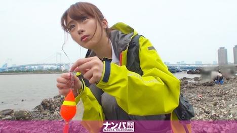 【ナンパTV】釣りナンパ 01 りほ 23歳 歯科助手 1
