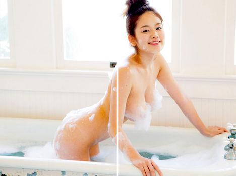 筧美和子のヌード 232-7