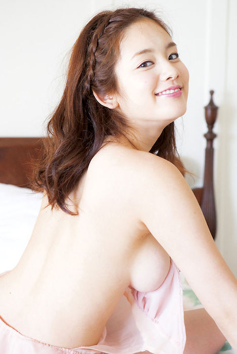 筧美和子のヌード 232-12