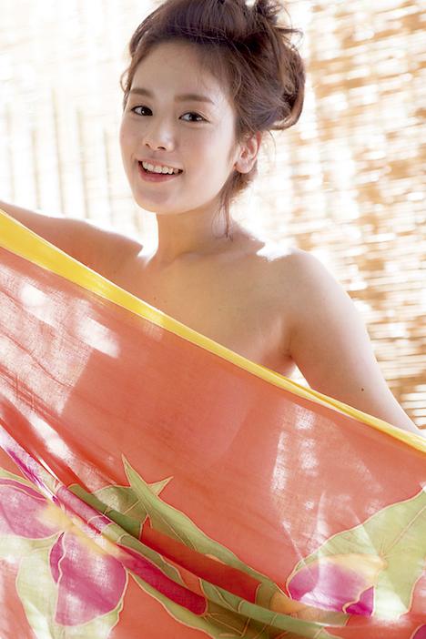 【画像】筧美和子のおっぱい丸出しヌードで乳首が見えてる件wwwwww