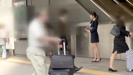【ナンパTV】マジ軟派、初撮。 864 えみり 26歳 外国人客向け観光案内 2
