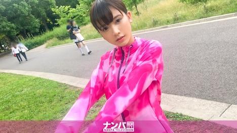 【ナンパTV】ジョギングナンパ 12 in 代々木公園 ありさ 21歳 学生 1