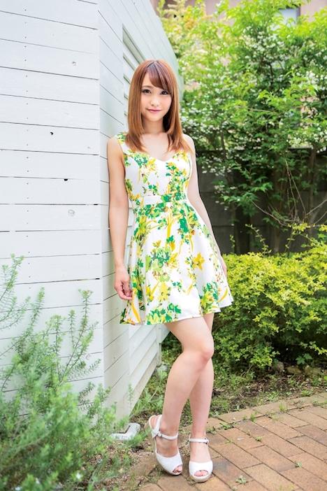 【新作】新人 咲野の花 ~スリムなのにEカップ美巨乳、現役女子大生20歳AVデビュー!~ 13
