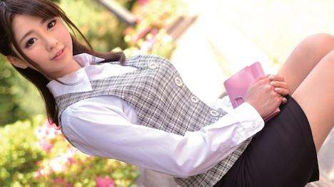 【俺の素人】Yuzu (総合商社秘書課受付嬢) 1