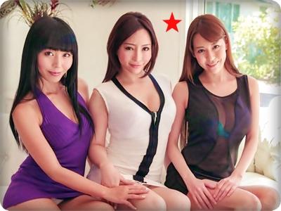 【無修正・中出し】ポルノ本場で美熟女3人大乱交(まりか・朝桐光・逢沢はるか)||