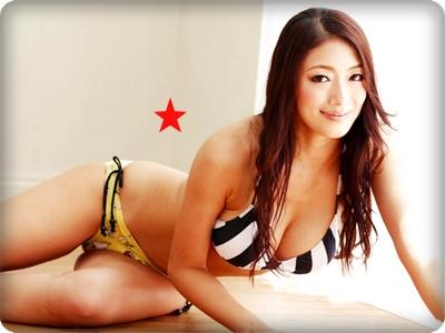 【無修正・小早川怜子】【中出し】チ●ポに武者ぶりつき離さないビッチな美熟女||