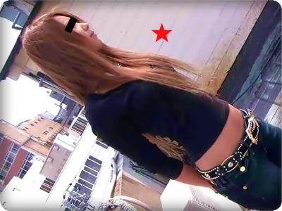 【無修正素人・ハメ撮り】激ハメにカラダを捩りイキまくる18歳S級美形ギャル||
