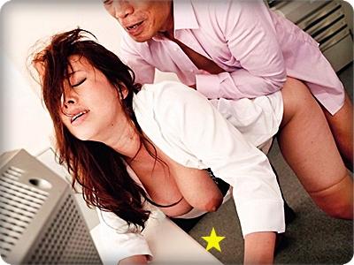 【ドラマ/風間ゆみ】不倫をネタに部下に犯された爆乳女社長||