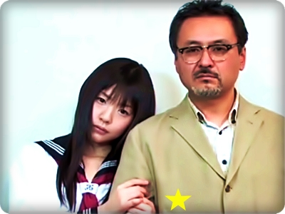 【禁断ドラマ/ながえ監督】愛娘を他人に抱かせて興奮する父 (つぼみ 他3名)||